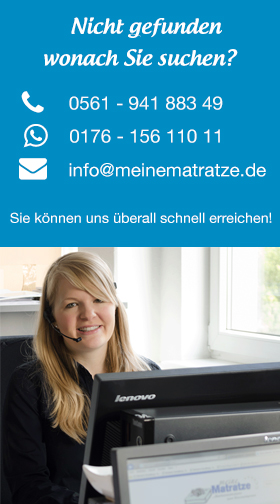 Matratzen Shop - Kontakt - Rufen Sie uns an!