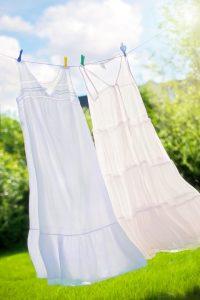 Kleidung wechseln wichtig bei pollen